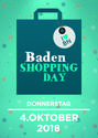 Shopping Day in Baden am 3. Oktober 2019